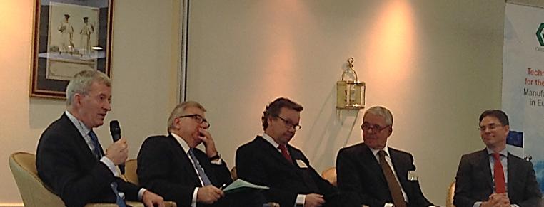 FEM President speaks at Orgalime General Assembly