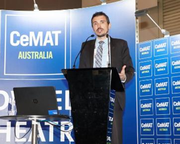 CeMAT Australia 2016