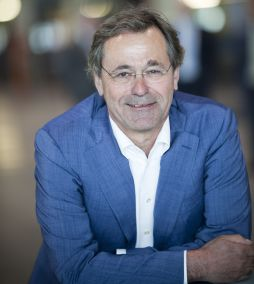 Interview with Vanderlande CEO