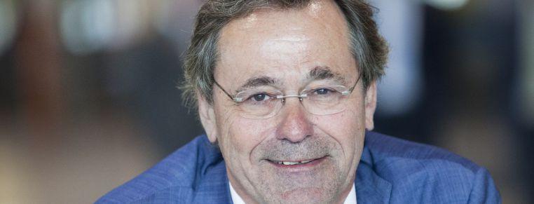 Interview with Vanderlande CEO