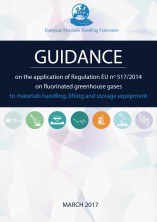 FEM F-Gas Guide (2017) cover