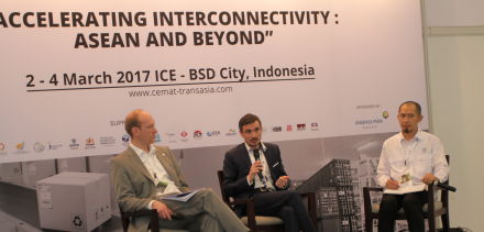 FEM speaks at CeMAT Southeast Asia 2017
