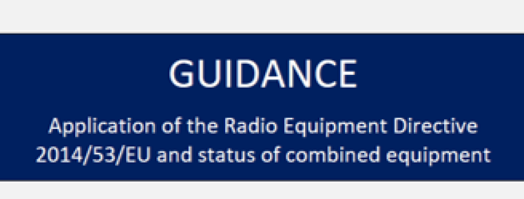 FAQ Radio Equipment Directive