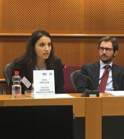 FEM speaks to MEPs about AI