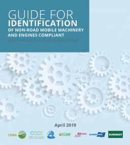 Joint Industry Guide to identify Non-Road Mobile Machinery and Engines compliant with Regulation (EU) 2016/1628 is now published!