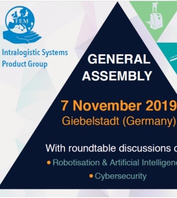 Intralogistic Systems – 7 November – General Assembly
