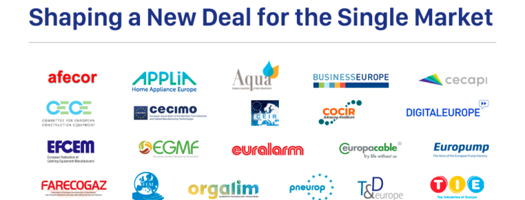 Shaping a New Deal for the Single Market