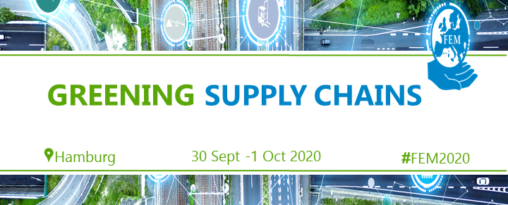 FEM 2020 Congress – Greening Supply Chains