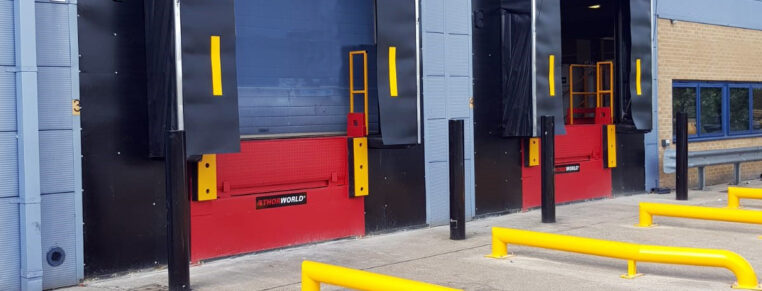 Thorworld Industries' safe installation enables key worker compliance at 2ExcelLogistics